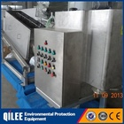 dewatering screw oil press machine for Water treatment