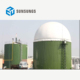 Biogas plant project complete equipment