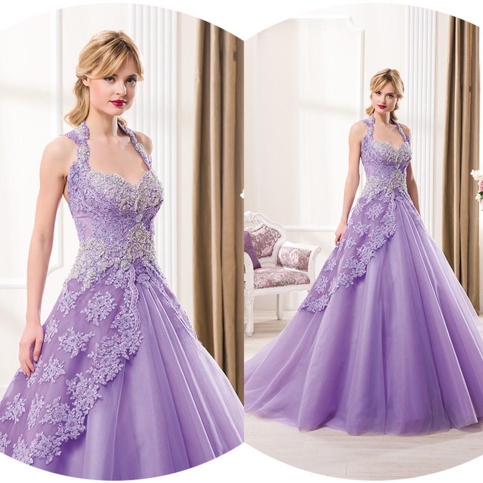 lavender color dress - photo #43
