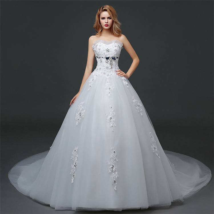 Wedding Dresses Made In China To Order 57