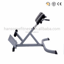 Gym Equipment Names Roman Chair/Hyper Extension/Lower Back Exercise Bench/45 Degree Back Extension