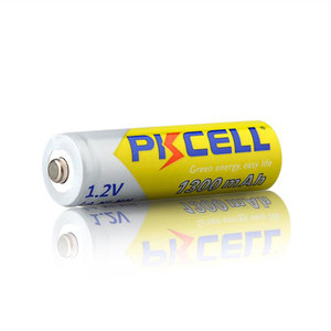 1.2v No leakage and no rusted 1300mah NI-MH rechargeable aa batteries long life 100 times battery for portable audio devices