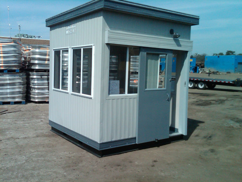 High quality most attractive security guard booth