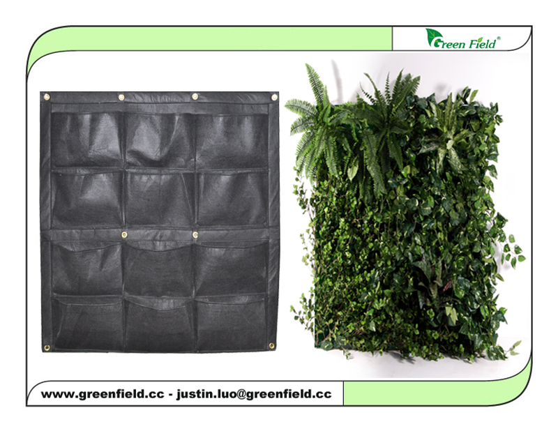 Living Green Wall Panel System With Drip Irrigation Jpg