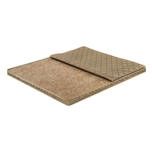 Cheap competitive price coconut coir latex foldable foam bed mattress Japan brand in Amazon