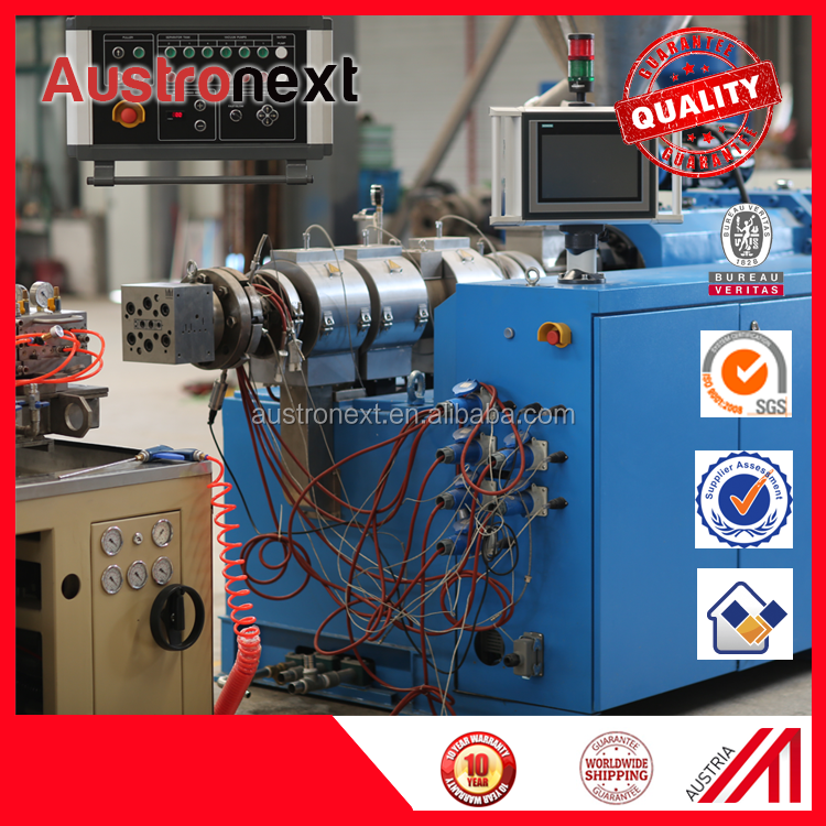 extruder machine cm65/cm80/cm55/cm45/parallel/conical PVC twin screw extruder