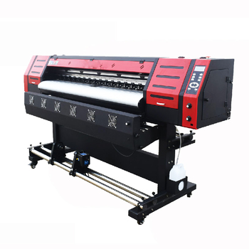 TJET 16xp600-1 1.6M 5ft xp600 industrial heavy duty inkjet billboard printer 4 color large format printer