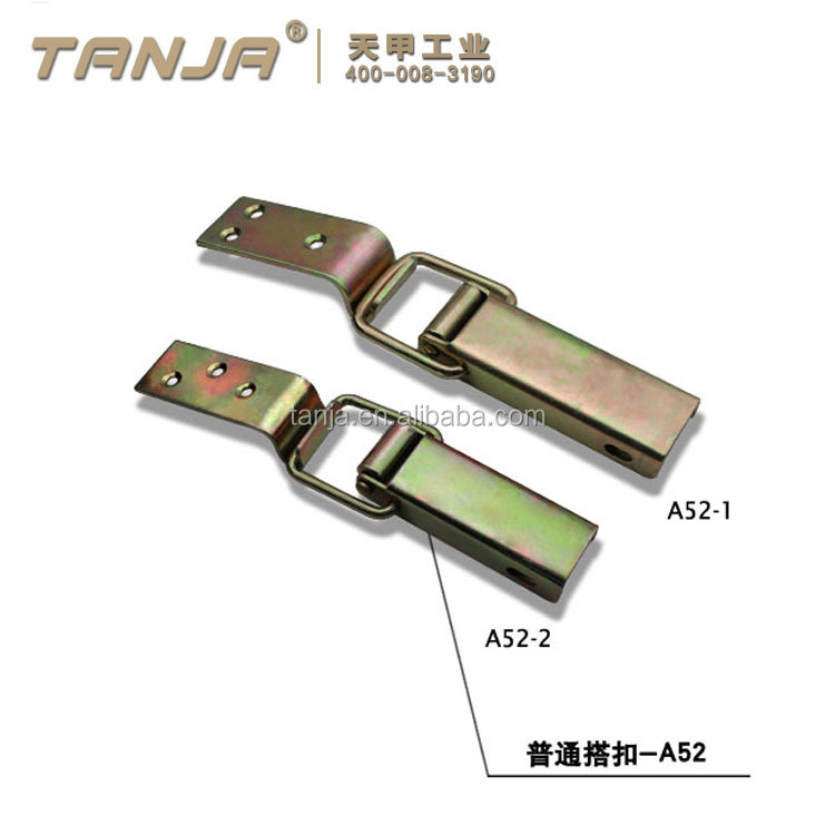 [TANJA] stainless steel side hole prevent loosening hinge hasp
