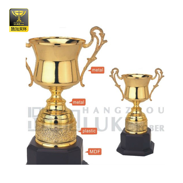 Chinese Alibaba online shopping metal brass trophies