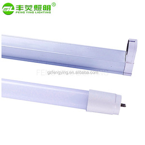 Good quality 4ft 1200mm 120cm 1.2m 18w t8 clear glass led tube light 18 watts 5000 k