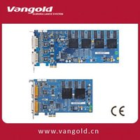 Realtime 16CH PCI CCTV Card With Hardware Compression
