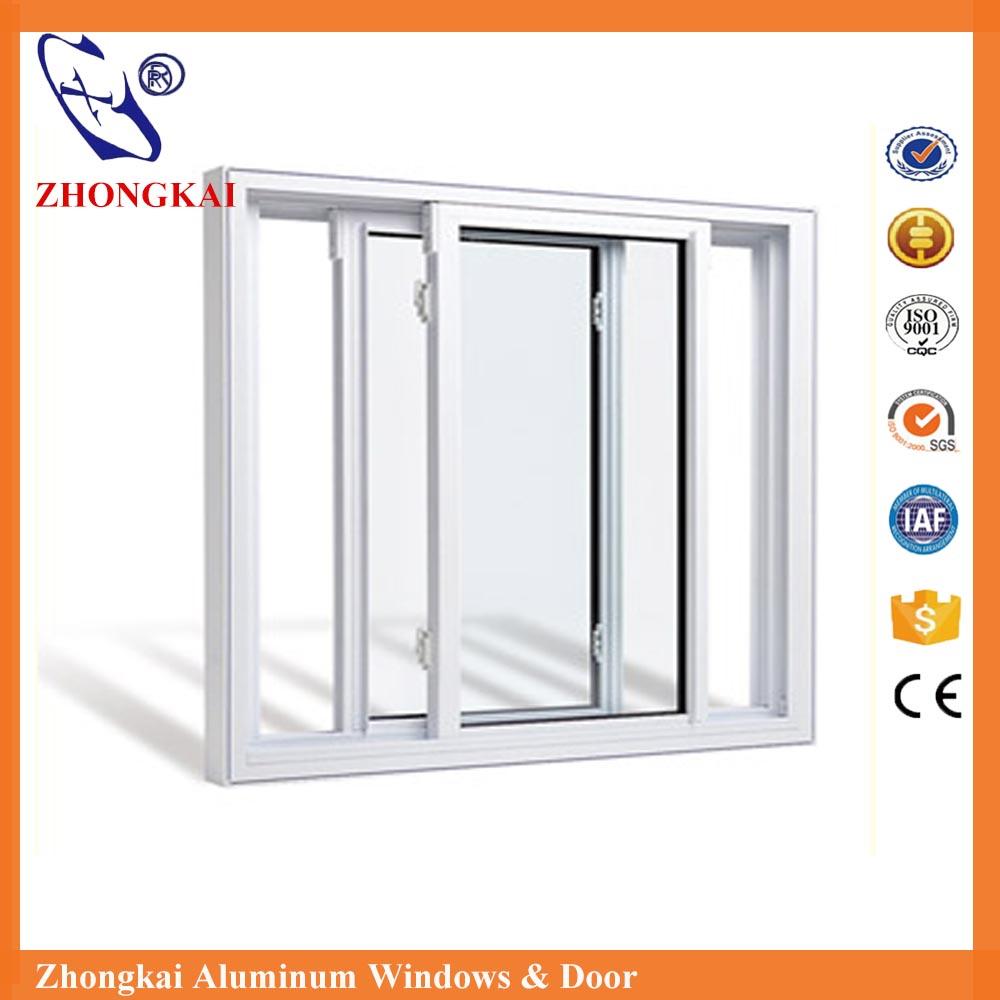 De cocina estándar tamaño de ventana corredera de aluminio Ventana ...