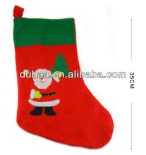 2014 Perfect Christmas Stocking / Xmas Socks,Fashion Christmas Gift Stocking,Christmas Decoration Supplies