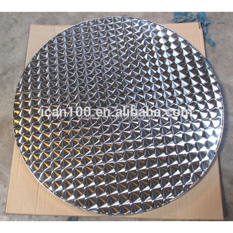round stainless steel table top round stainless steel table top suppliers and at alibabacom - Stainless Steel Table Top