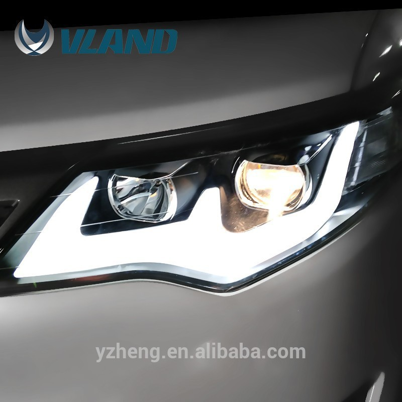 For Top Brand Best Selling Wholesale Car Accessories Made In China Auto Parts Plug And Play Led Auto Headlight Buy Car Accessories For Camry Car