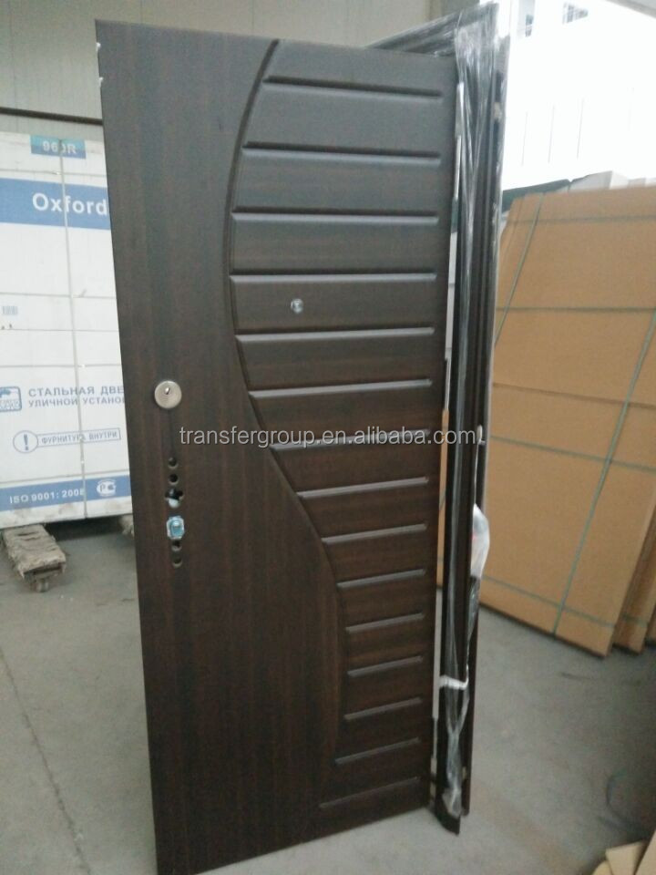 Single Main Gate Designs Armor Stainless Steel Doors Yz-8017 - Buy Single  Main Gate Design,Armor Door,Stainless Steel Fire Door Product on Alibaba com