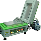 Lithium Battery Aluminium Foil Coating Machine with Adjustable Film Applicator Vacuum Chuck for Film Casting