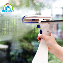 WHOLESALE MAGIC HANDHELD SPRAY WINDOW SQUEEGEE WINDOW CLEANER