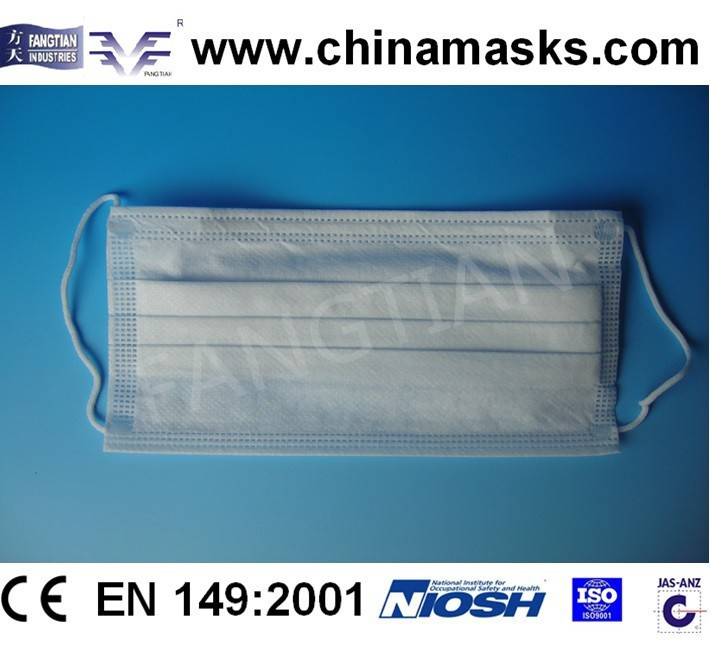 Face mask anti virus mers protective disposable face mask