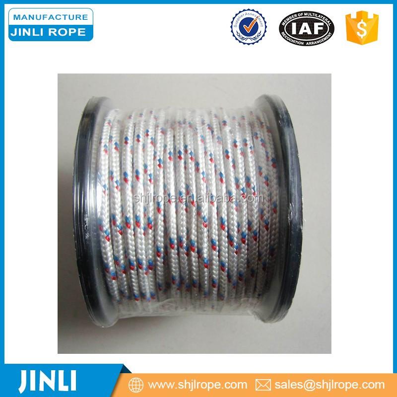 6mm 8mm 10mm 12mm Polypropylene Diamond Braided Rope