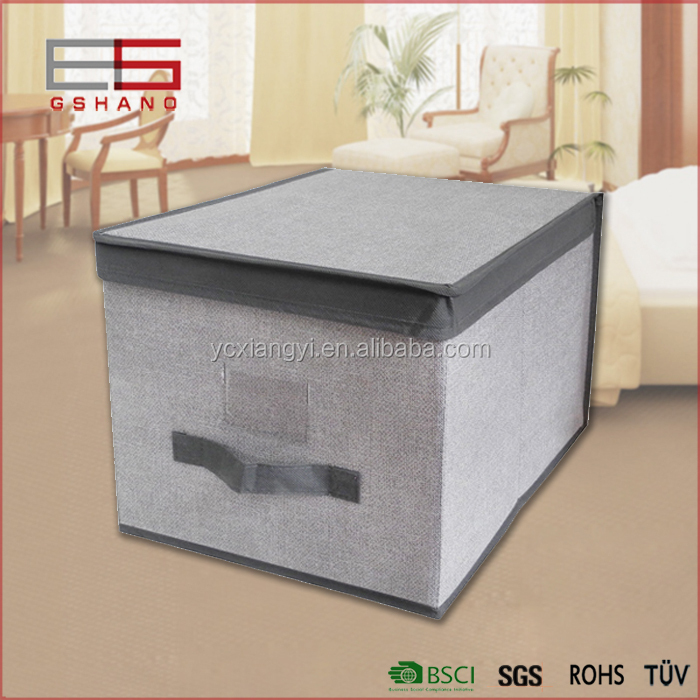 handmade useful garden large tin storage box