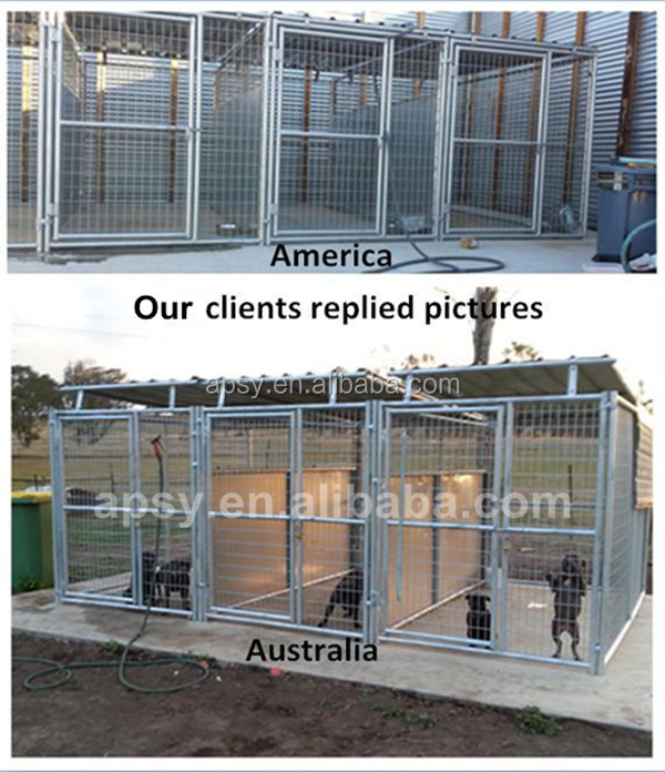 Wholesale Large Outdoor Dog Cages,Welded Wire Dog Kennel / Pet Enclosure.    Buy Dog Cages,Dog Kennel,Pet Enclosure Product On Alibaba.com