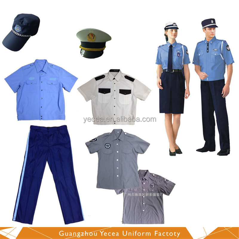 Customize Latest Security Guard Uniform In Good Design