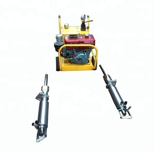 Hydraulic rock concrete splitter Quarry Stone Cutting Machine