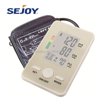 Electronic Blood Pressure Cuff >> Different Size Automatic Electronic Blood Pressure Monitor Bp Upper