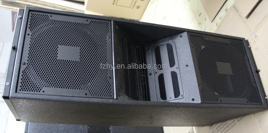 High Quaity Double 15inch Line Array Speaker Box,Line Array ...