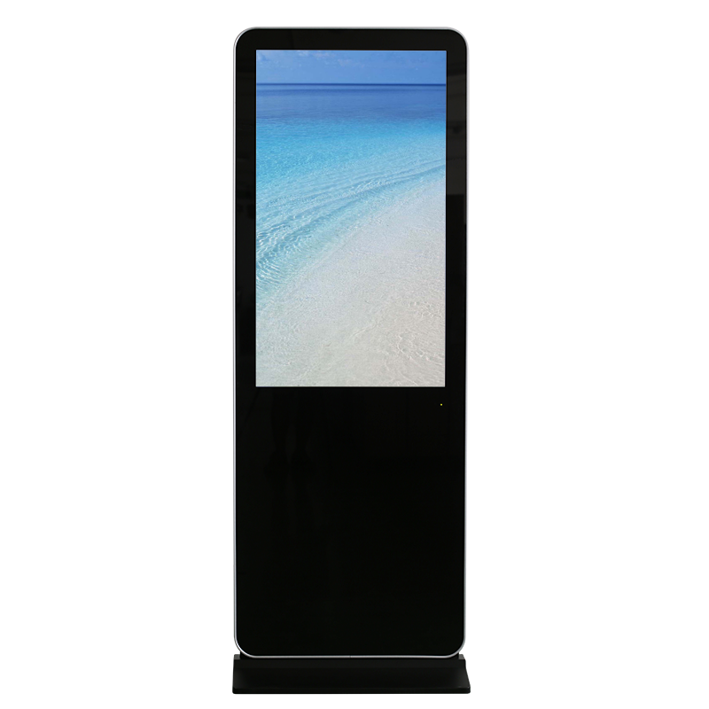 47 Inch Led Staande Lcd Video Display Stand voor Showroom
