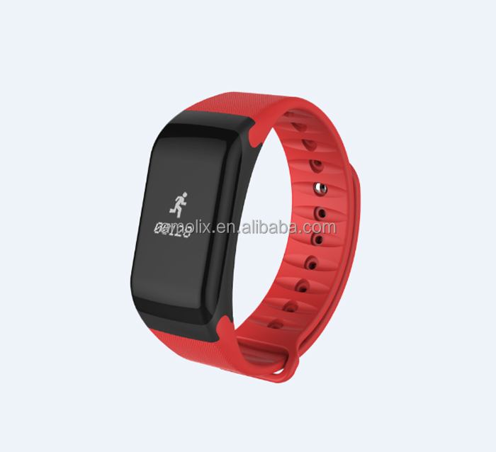 Digital Health care bluetooth smart watch with heart rate and blood pressure monitoring
