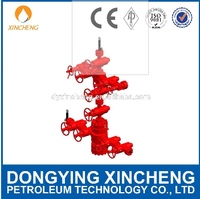 API Wellhead,Oil Christmas Tree ,X-tree For Oil Exploration
