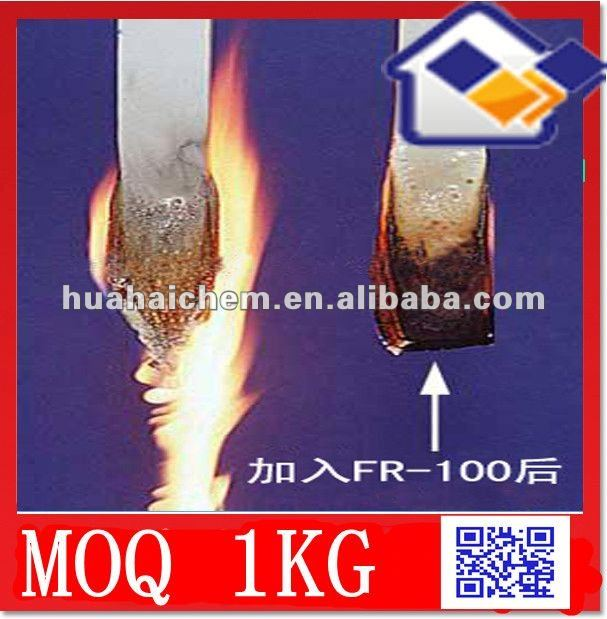 Flame Retardants used in eternal flame