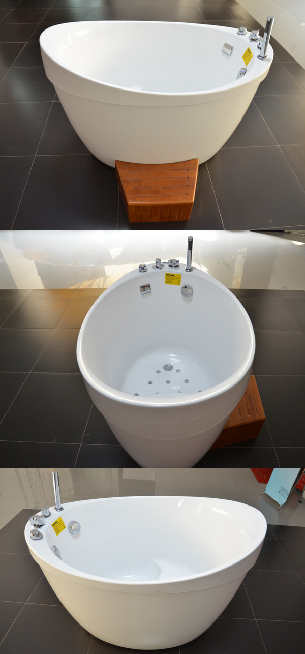 Small Deep Bathtub Deep Soaking Bathtubs Freestanding