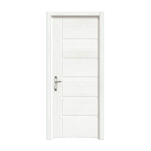 Wholesale wooden white bedroom front interior oak plywood door price foreign wooden doors in uae