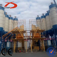 Widely Used Concrete Machinery 100m3/h HZS Concrete Batching Plant Price