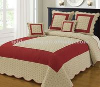 Cotton bedcover quilts