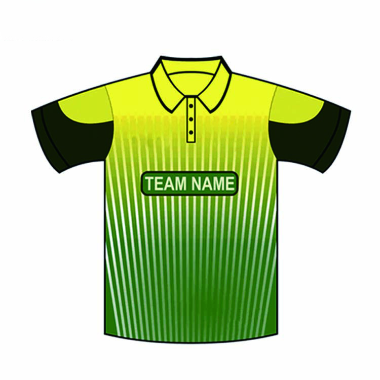 Mens Sublimatie Nieuwe Ontwerp Cricket Jerseys Patroon Cricket Uniformen Cricket Broek