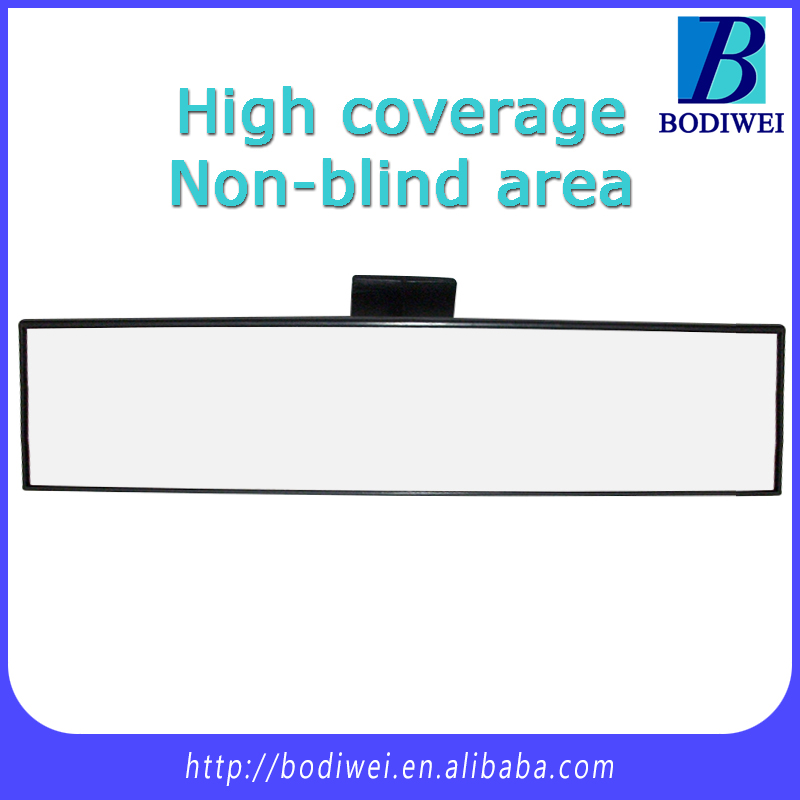Car wide angle view anti-glare car van auto blind spot flat car interior rear view rearview mirror