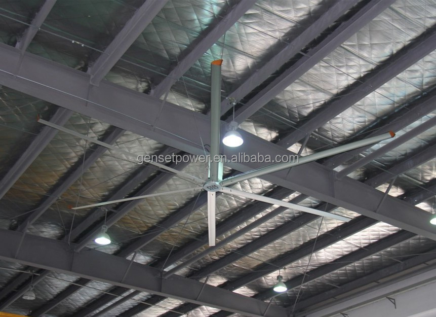 High Efficient 20ft Garage Industrial Ceiling Fans South Africa