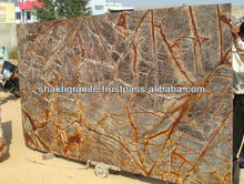 rain forest brown marble,brown marble,rainforest brown marble slab