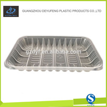 Customized best quality eco-friendly biodegradable frozen food vegetable fruit tray
