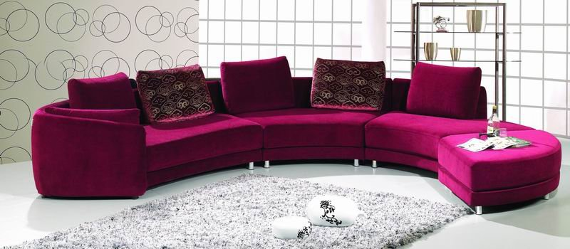 New Concept Sofa Design Half Round Sofas Chaise Lounge