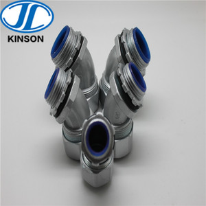 45-degree Angle Elbow flexible conduit DWJ Union fittings