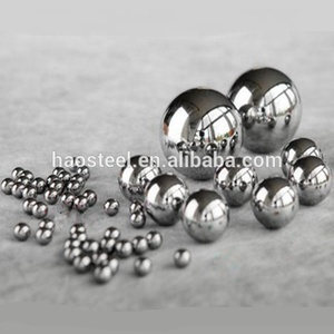 High Precision AISI340 Stainless Steel round ball