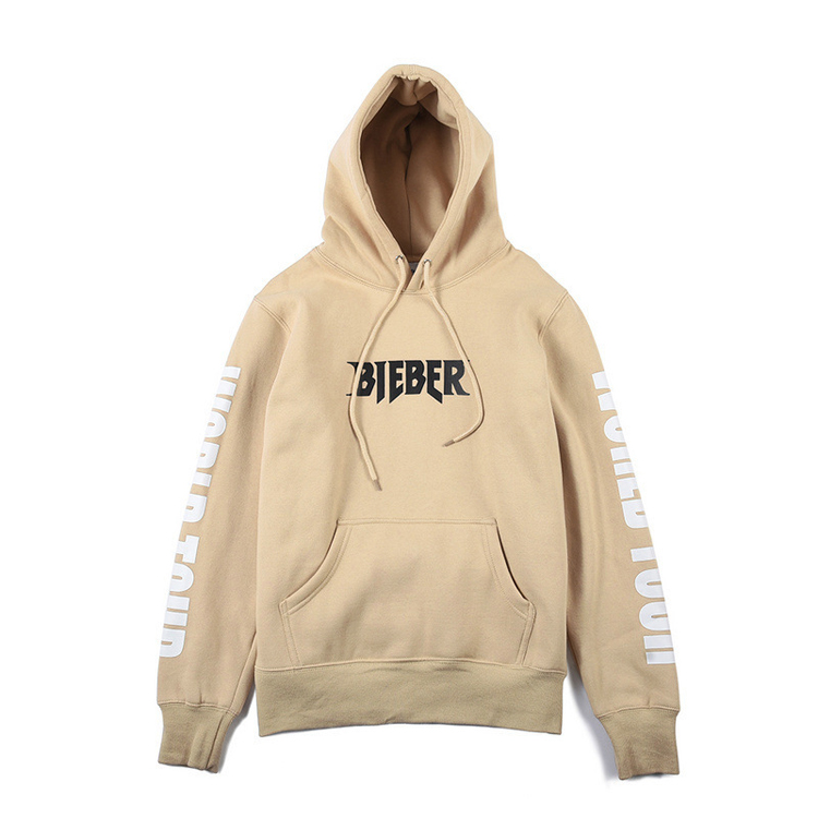 Factory price bulk no brand name streetwear hoodies men custom