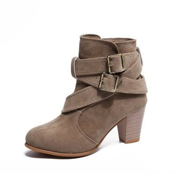 Ladies Ankle Boots,Sex Pu Ladies Boots