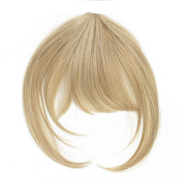 Wholesale Top Quality Virgin Remy Human Hair Extensions Clip In On Fringe Bangs Extension