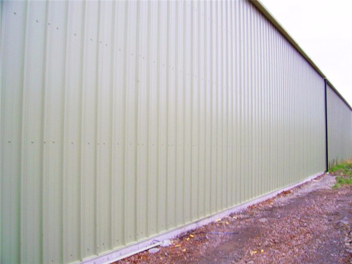 prefabricated construction steel structure logistics warehouse